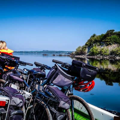 Walking and Cycling the Wild Atlantic Way
