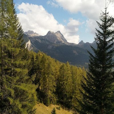 Walking the Dolomites of Alta Badia