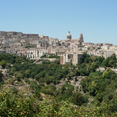 Cycling through Baroque Sicily