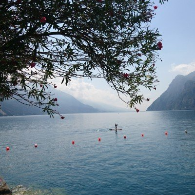 From the Dolomites to Lake Garda Cycling