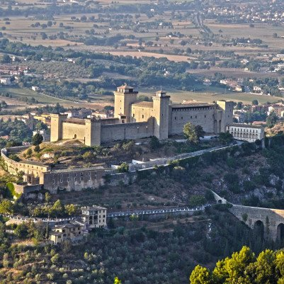 A Walk from Spello to Spoleto