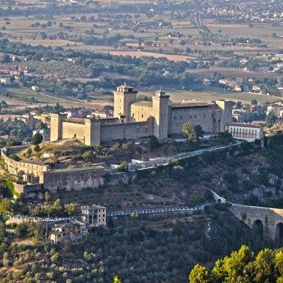 A Walk from Spello to Spoleto