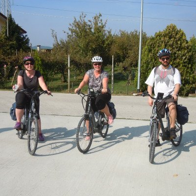 Venetian Villas and Vineyards Cycling