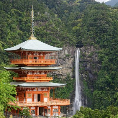 Japan's Kumano Kodo Trail