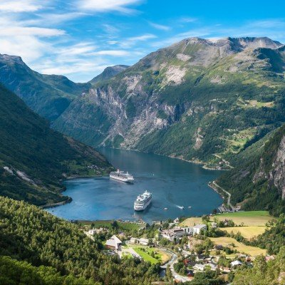 Norwegian Fjords Walk