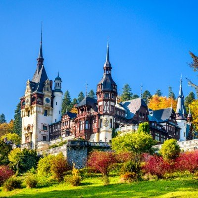 Transylvania and the Carpathian Mountains