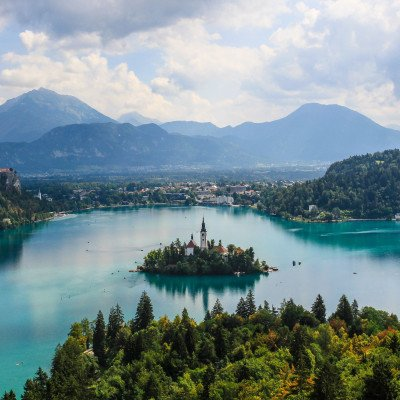 Julian Alps to the Adriatic Cycling