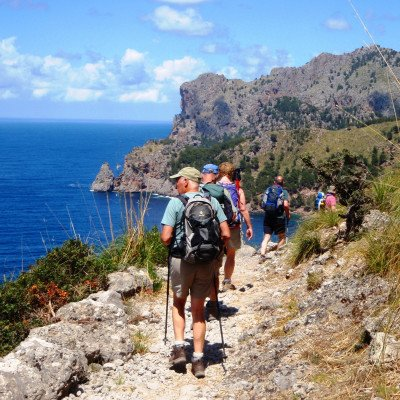 Walking in Mallorca